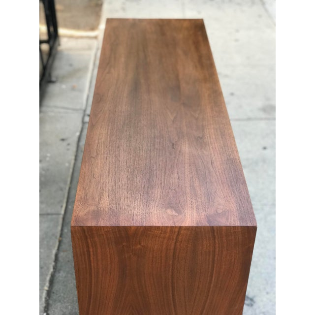 Distinctive Furniture Credenza by Stanley For Sale - Image 10 of 13