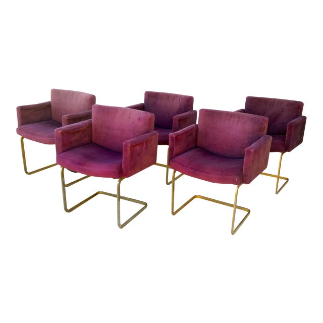 De Sede For Stendig Lounge Chairs by Robert Haussmann- S/5 - Image 1 of 11