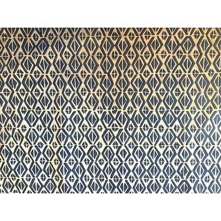 Galbraith and Paul Diamond Velvet Fabric - 1 Yard For Sale