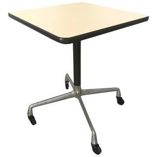 Eames Aluminium Group Side Table for Herman Miller For Sale
