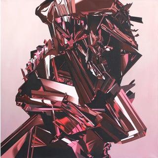 """Jose Carlos Zubiaur """"Ce343d"""" Original Painting For Sale"""