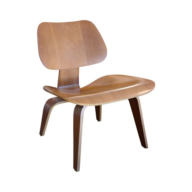Eames LCW Plywood Lounge Chair - Image 1 of 10