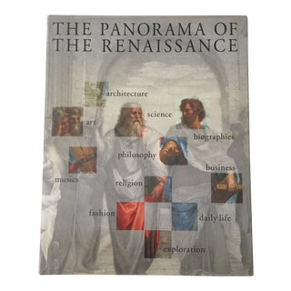 """The Panorama of the Renaissance"" 1996 Abrams First Edition Art Book For Sale"
