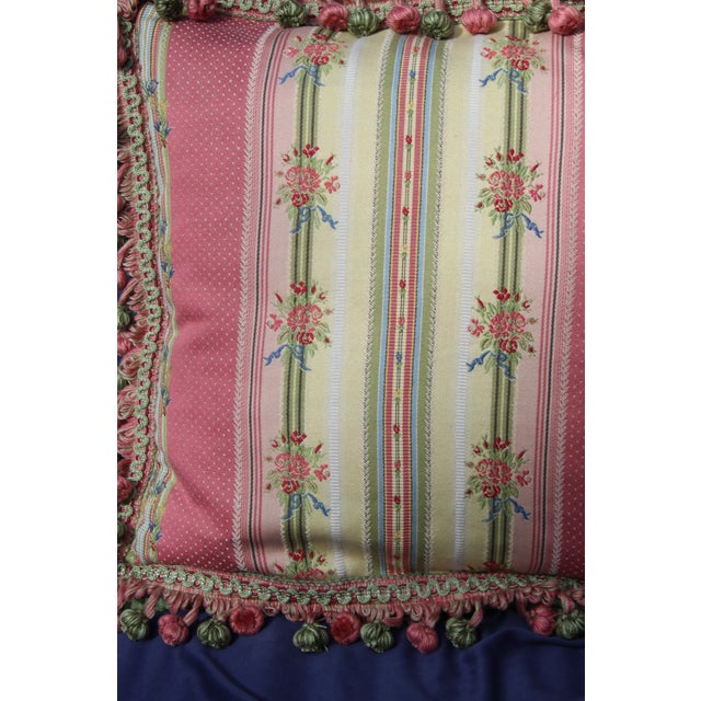 Mid 20 C. French Chair Pillow For Sale - Image 4 of 9