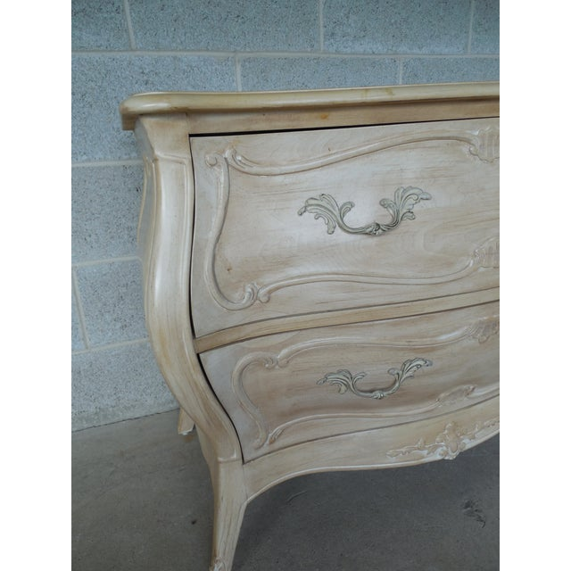 Henredon French Provincial Nightstand - Image 10 of 11