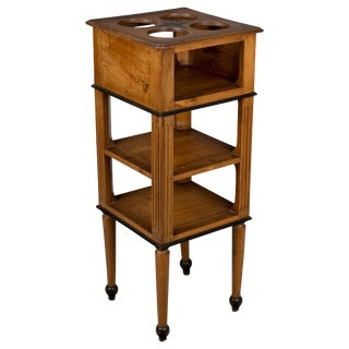 French Wine Stand For Sale