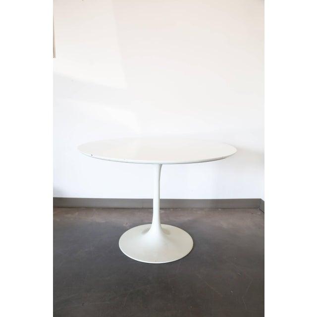 Vintage 70s Knoll Style Tulip Table - Image 3 of 10