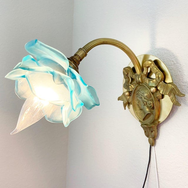 1920s 1920s French Empire Wall Light For Sale - Image 5 of 11