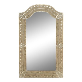 Mid 20th Century Italian Venetian Murano Wall Mirror For Sale