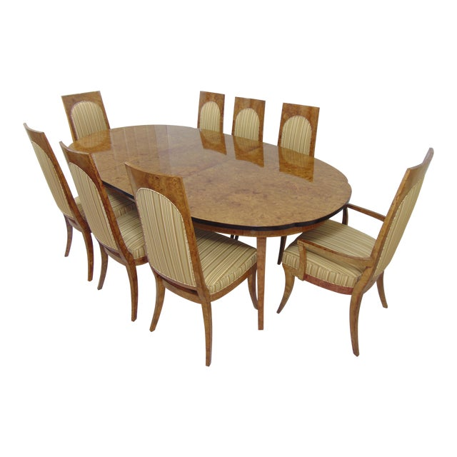 Master Craft Dining Set For Sale