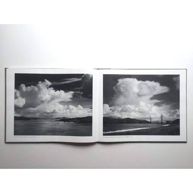 """Paper """" Ansel Adams Images """" Rare 1st Edition 1974 Oversized Monumental Slipcase Collector's Book For Sale - Image 7 of 13"""