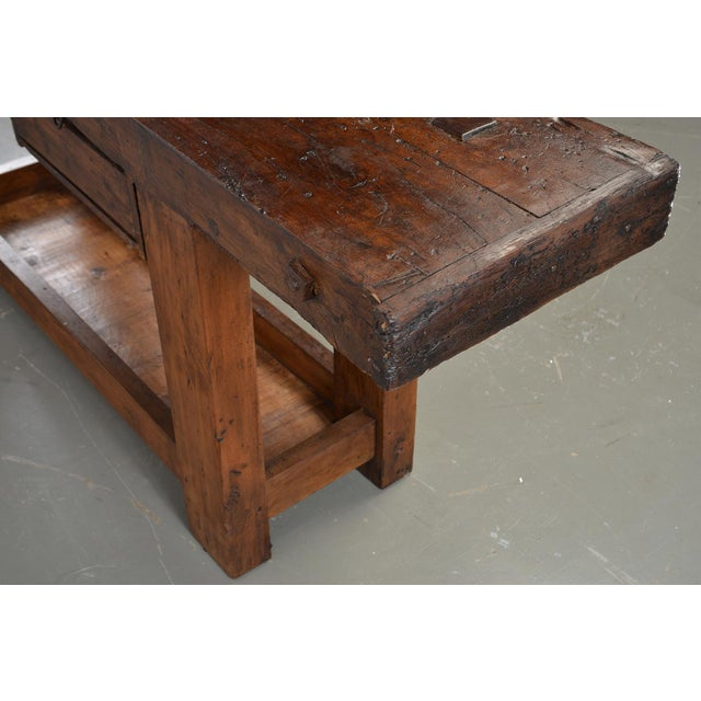 French 19th Century Work Bench For Sale - Image 9 of 13