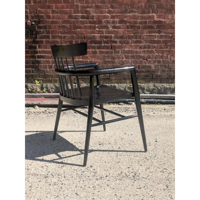 Modernist Comb Back Windsor Chair by Paul McCobb For Sale In Providence - Image 6 of 10