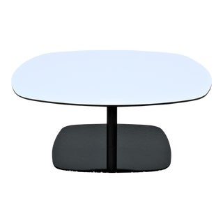 Modern Lievore Altherr Molina for Coalesse Enea Lottus Square Occasional Table For Sale