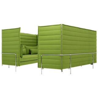 Pair of Ronan & Erwan Bouroullec Alcove Xtra High Sofas For Sale