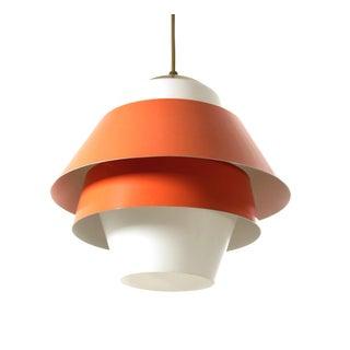 1960s Louis Kalff Vintage Philips Sixties Pendant Lamp For Sale