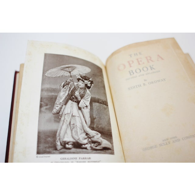 Antique Burgundy Books - A Pair - Image 7 of 9
