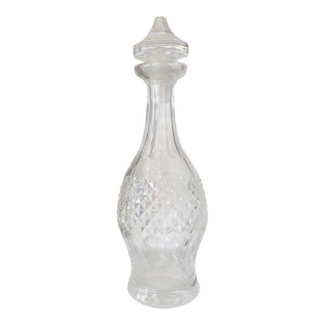 Vintage Waterford Hand Cut Crystal Decanter - Image 1 of 7
