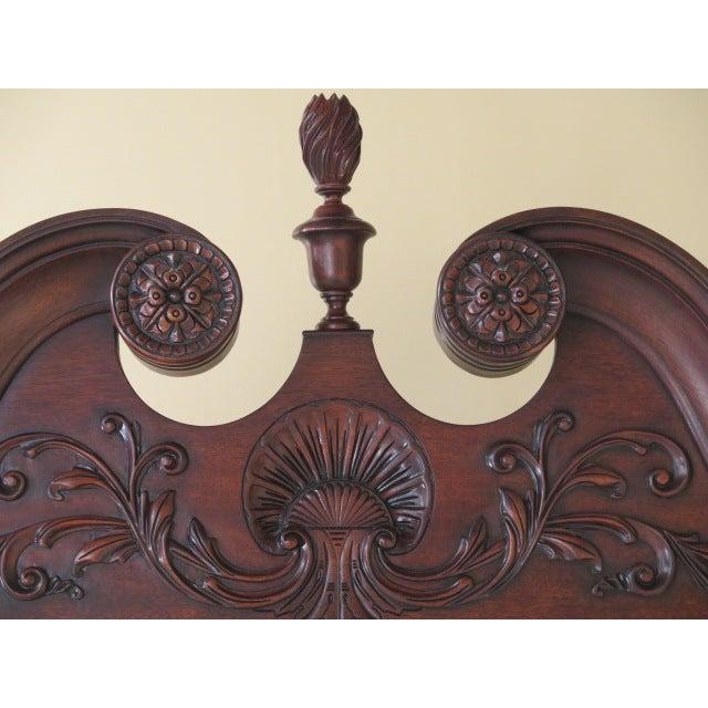 Henkel Harris Mahogany Welford Corner Cabinet - Image 4 of 11