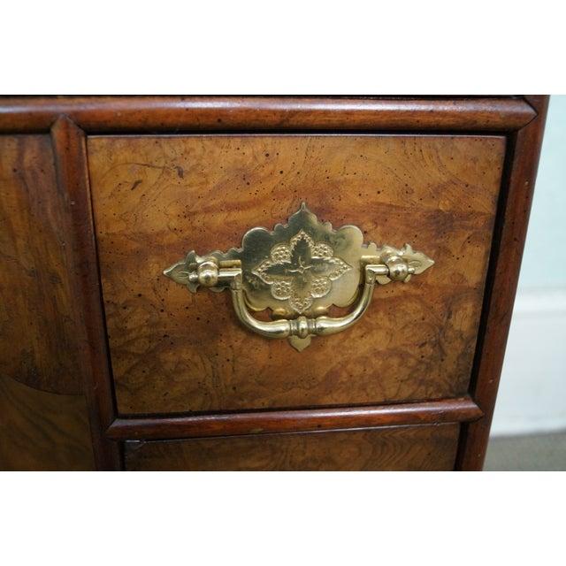 Baker George II English Style Knee Hole Desk - Image 9 of 10