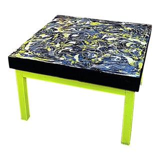 Modern Living Room Furniture Solid Wood End Table
