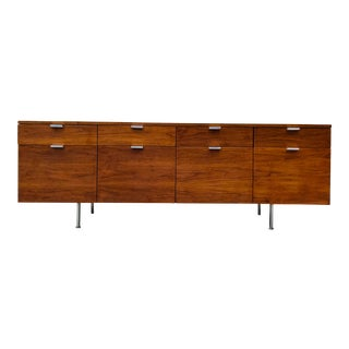 1960s Vintage George Nelson for Herman Miller Mid-Century Modern Credenza For Sale