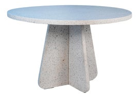 Image of Cream Outdoor Tables