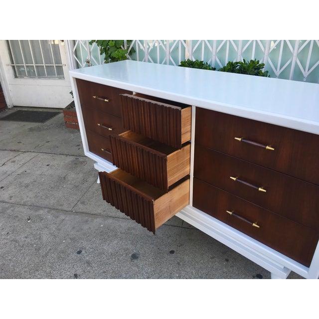 American of Martinsville Vintage Dresser - Image 4 of 5