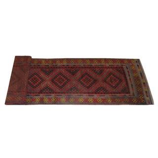 "Baluch Wool Runner Rug - 2'1"" X 7'10"" For Sale"