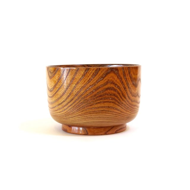 Lacquered Wood Bowl - Image 2 of 5