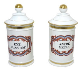 Image of Apothecary Jars
