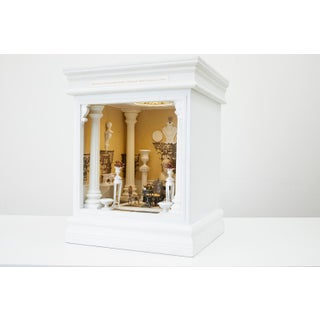 Neoclassical London Museum Miniature Doll House by Tom Roberts Preview