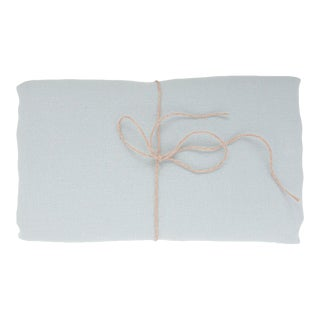 Thyme Linen Tablecloth 260 x 300 For Sale