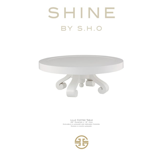 Lille Coffee Table for Shine by SHO - Image 6 of 6