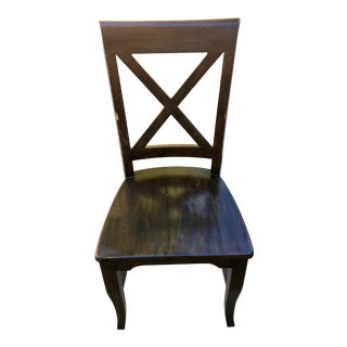 1990s Vintage Pottery Barn Aaron Dining Chairs For Sale