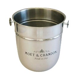 Vintage French Moët & Chandon Champagne Chiller - Image 1 of 8