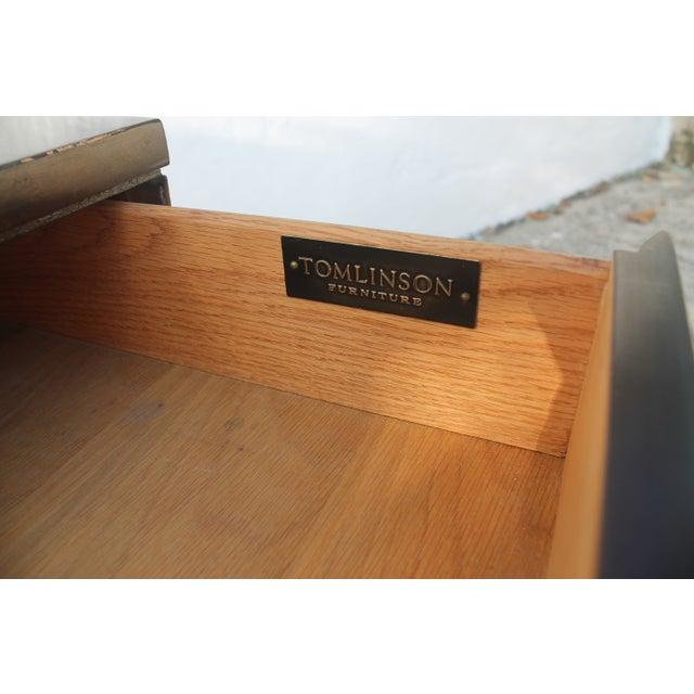 Tomlinson Burlwood End Table - Image 5 of 11