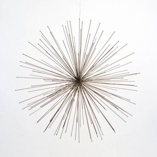 Thomas Hibben Starburst Sculpture - Image 10 of 11