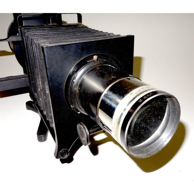 Keystone / Bausch & Lomb Vintage Large Glass Slide Projector