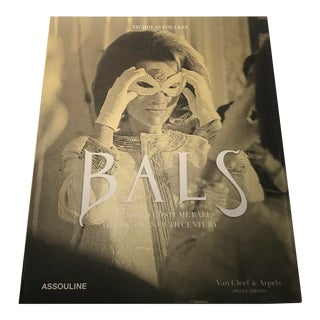 Van Cleef and Arpels Edition Bals Book For Sale