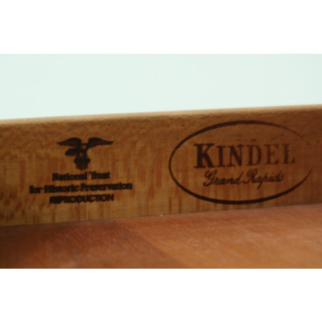 Kindel National Trust Collection Federal Mahogany Sideboard For Sale - Image 9 of 13