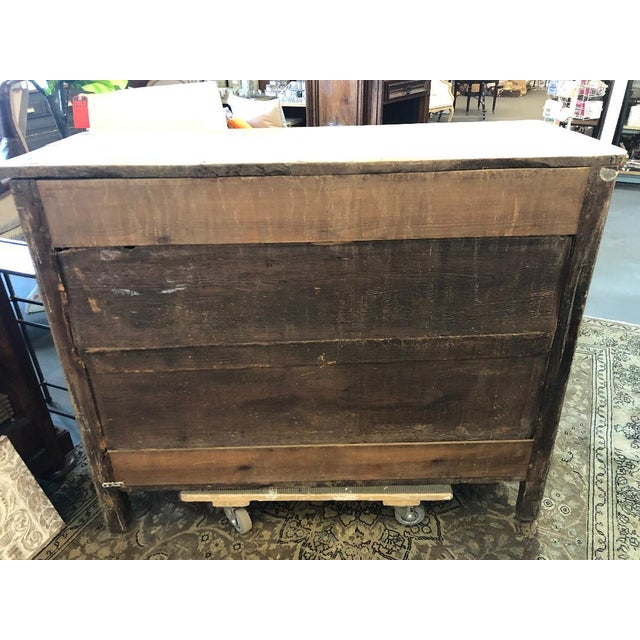 19th Century French Louis XV Style Sideboard For Sale - Image 4 of 9