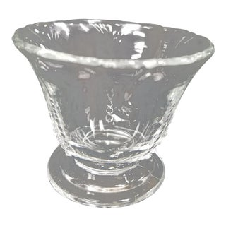 Steuben Crystal Small Vase For Sale