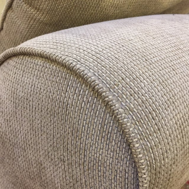 Textured Sage Love Seat - Image 7 of 9