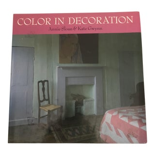 """Color in Decoration"" Art Book For Sale"