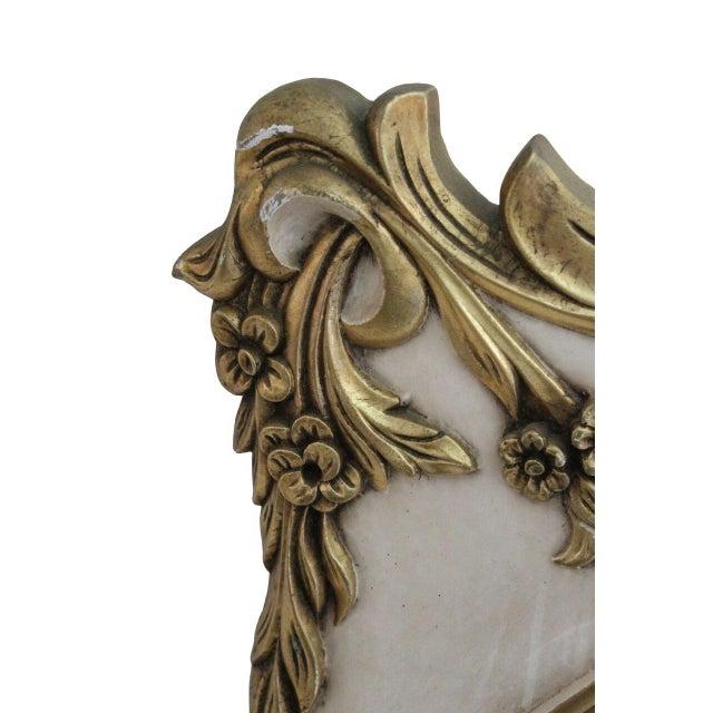 Venetian Barbola Mirror - Image 2 of 3