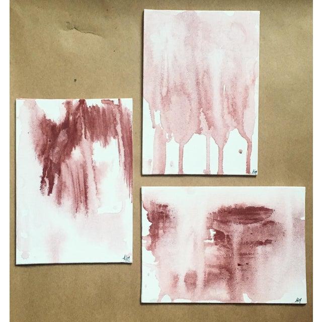"""""""Imbroglio"""" Original Modern Paintings - S/3 - Image 2 of 7"""