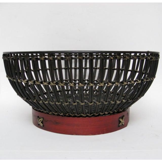 Decorative Japanese Bowl - Image 4 of 7