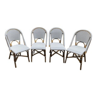 Serena & Lily Riviera Dining Chairs - Set of 4