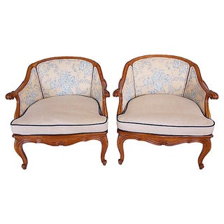 French Chairs - Pair